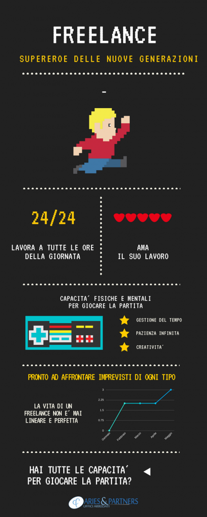 Vita da Freelance - infografica Aries and Partners-2