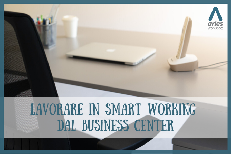 ufficio smart working business center