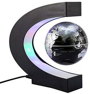 Globo lievitazione magnetica regali di natale originali imprenditori